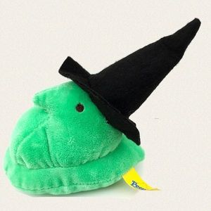 Peeps Green Halloween Witch Chick With Witches Hat